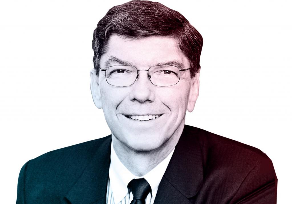Clayton M. Christensen