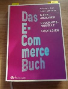 Abbildung E-Commerce Buch